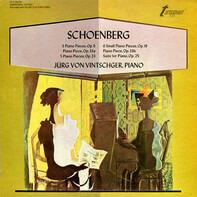 Arnold Schoenberg , Jürg Von Vintschger - Piano Music