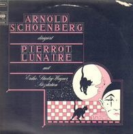 Arnold Schoenberg - conducts Pierre Lunaire with E. Stiedry-Wagner, Recitation