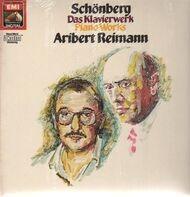 Arnold Schönberg - Das Klavierwerk, Aribert Reimann