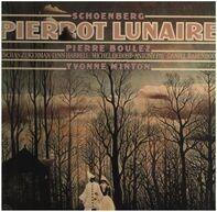 Arnold Schoenberg/ Pierre Boulez , Yvonne Minton, D. Barenboim, L. Harrell - Pierrot Lunaire