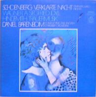 Arnold Schoenberg / Richard Wagner / Paul Hindemith - Daniel Barenboim Conducting The English Chamb - Verklärte Nacht / A Siegfried Idyll / Trauermusik