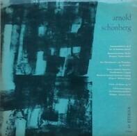 Arnold Schoenberg - Kammersinfonie Op. 9