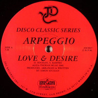 Arpeggio / French Kiss - Love & Desire / Panic