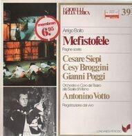 Arrigo Boito - Mefistofele,, Antonino Votto, Cesara Siepi