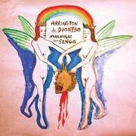 Arrington De Dionyso - Malaikat Dan Singa