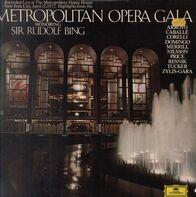 Arroyo, Caballé, Domingo, Nilsson, Price a.o. - Highlights From Metropolitan Opera Gala
