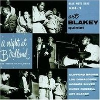 Art Blakey - A Night At Birdland - Volume One