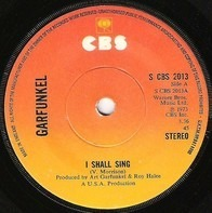 Art Garfunkel - I Shall Sing