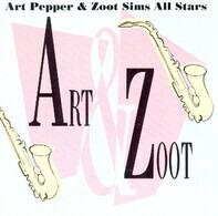 Art Pepper & Zoot Sims - Art & Zoot