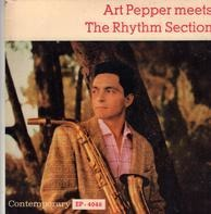 Art Pepper - Art Pepper Meets The Rhythm Section, Vol. 2