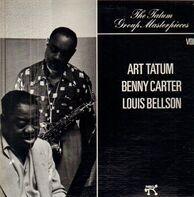 Art Tatum / Benny Carter / Louis Bellson - The Tatum Group Masterpieces Vol. 2