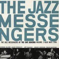 Art Blakey & The Jazz Messengers - At the Cafe Bohzemia Vol.2