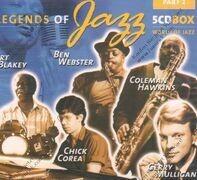 Art Blakey, Ben Webster, Coleman Hawkins, Chick Corea - Legends of Jazz Vol.2