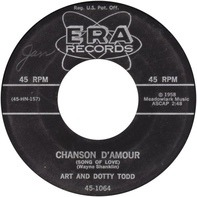Art & Dottie Todd - Chanson D'Amour (Song Of Love)
