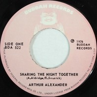 Arthur Alexander - Sharing The Night Together / She'll Throw Stones At You