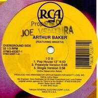 Arthur Baker Featuring Nikeeta - I.O.U.