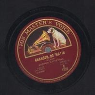Arthur Catterall - Chanson De Nuit / Chanson De Matin