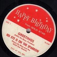 Arthur De Moss & Nacy De Moss - Happy Birthday from Gold Star