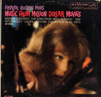 Arthur Fiedler & The Boston Pops Orchestra - Music From Million Dollar Movies