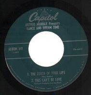 Arthur Murray - Dance And Dream Time Part 1 EP