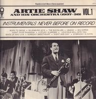 Artie Shaw And His Orchestra - Artie Shaw And His Orchestra (1937-1938) Vol. I