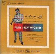 Artie Shaw - Artie Shaw Favorites