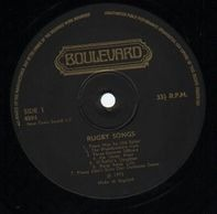 Art & Sound Ltd. - Rugby Songs