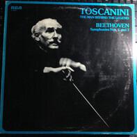 Arturo Toscanini , Ludwig Van Beethoven - Symphonies Nos. 5 And 7