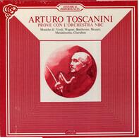 Arturo Toscanini - Prove Con L'Orchestra NBC