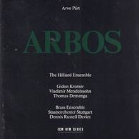 Arvo Pärt - Arbos