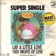 Asha Puthli - Lay A Little Love / 1001 Nights Of Love
