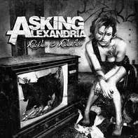 Asking Alexandria - Reckless And Relentless(transparent Cloudy Clear V