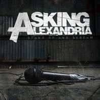Asking Alexandria - Stand Up And Scream (opaque Process Blue Vinyl)