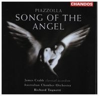 Astor Piazzolla - Song Of The Angel