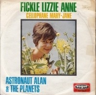 Astronaut Alan & The Planets - Fickle Lizzie Anne