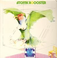 Atomic Rooster - Atomic Rooster / Death Walks Behind You