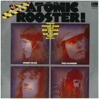 Atomic Rooster - attention!
