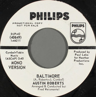 Austin Roberts - Baltimore