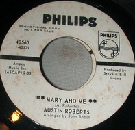 Austin Roberts - Mary And Me