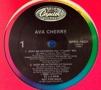 Ava Cherry - Keep Me Satisfied