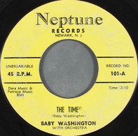Baby Washington - The Time