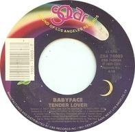 Babyface - Tender Lover / Tender Lover (Instrumental)