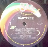 Babyface - I Love You Babe