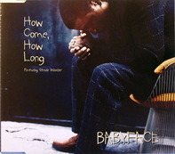Babyface Featuring Stevie Wonder - How Come, How Long