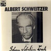 Bach - Albert Schweitzer Spielt Bach