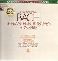 Johann Sebastian Bach , Ludwig Güttler , Karl Suske , Eckart Haupt , Burkhard Glaetzner , Christian - Brandenburgische Konzerte