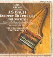 Bach - Konzerte für Cembalo und Streicher BWV 1052, 1053 & 1054