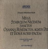 Bach - Messe in H-Moll, Münchener Bach-Chor und -Orchester, Karl Richter