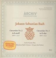 Bach - Ouvertüre Nr.2 in h-moll, Nr.3 in D-dur (Karl Richter)
