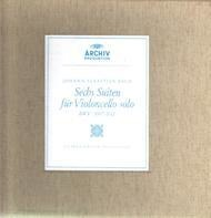 Bach - Sechs Suiten Für Violoncello Solo (BWV 1007-1012)